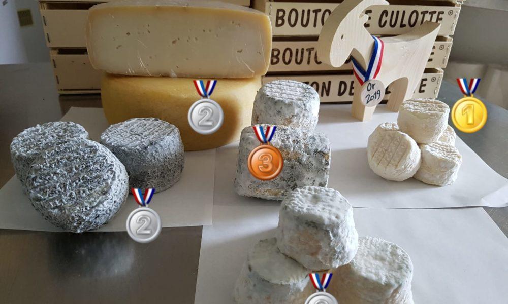 Visuel actualité Concours Régional des Fromages fermiers